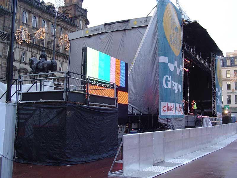 Glasgow Hogmanay